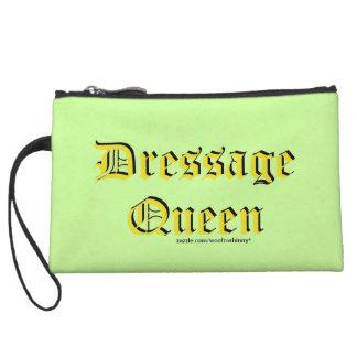 Dressage Queen Wristlet Wallet