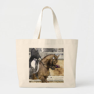 Dressage Rider Tote Bags