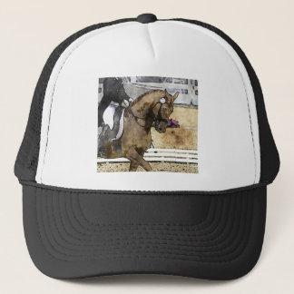 Dressage Rider Trucker Hat