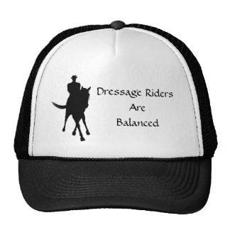 Dressage Riders Are Balanced Horse Trucker Hat