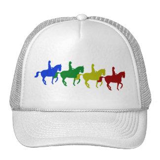 Dressage row trucker hat
