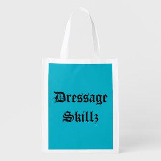 Dressage Shopping Bag Market Tote