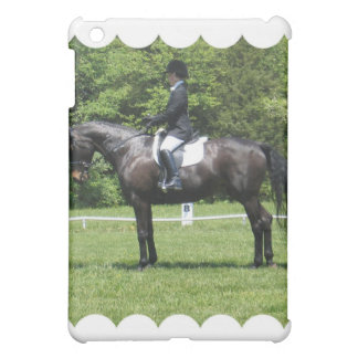 Dressage Show Ring iPad Case