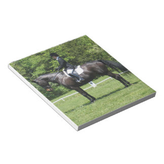 Dressage Show Ring Notepad