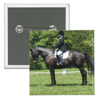 Dressage Show Ring Square Pin