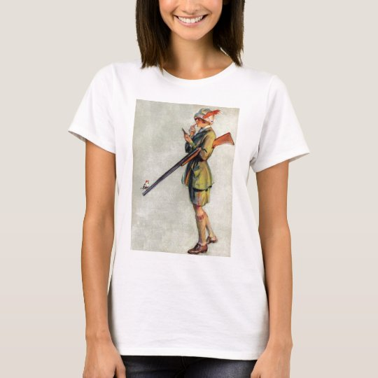 Dressed For Hunting T-Shirt