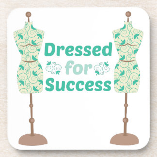 Dressed For Success Coaster