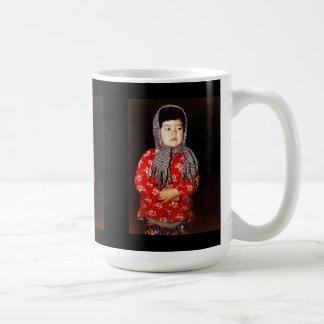 Dressed for winter mugs