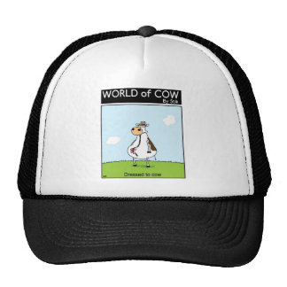 Dressed to Cow Trucker Hat