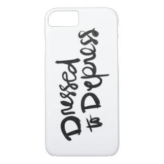 Dressed to Depress iPhone 8/7 Case