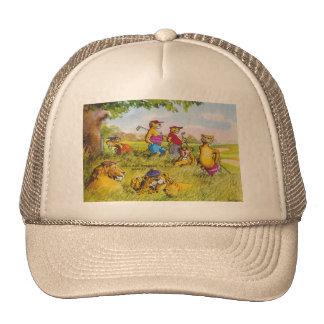 Dressed to Kill Trucker Hat