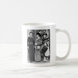 Dressed to the Nines 1915 Coffee Mug