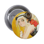 Dressed Up Disorder Button