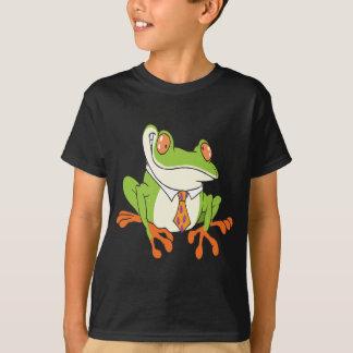 Dressed Up Frog T-Shirt