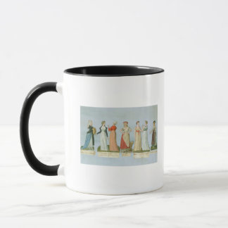 Dresses and costumes in vogue mug