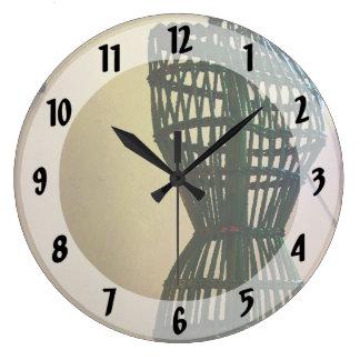 Dressform Reloj Redondo Grande