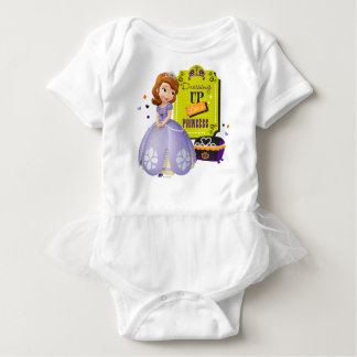 Dressign up Like a Princess Baby Bodysuit