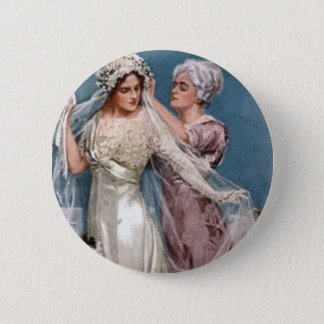 Dressing the Bride Button