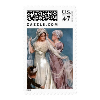 Dressing the Bride Postage