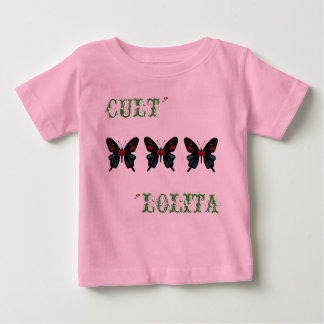 Dressing up butterfly BABY T shirt