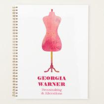 Dressmaker Seamstress Tailor Clothing Mannequin Pl Planner
