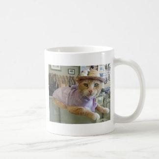 Dressy Claude Coffee Mug