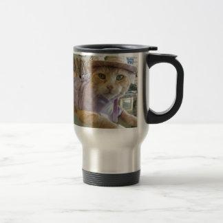 Dressy Claude Travel Mug