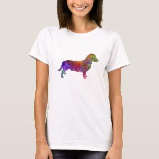 Drever in watercolor 2 T-Shirt