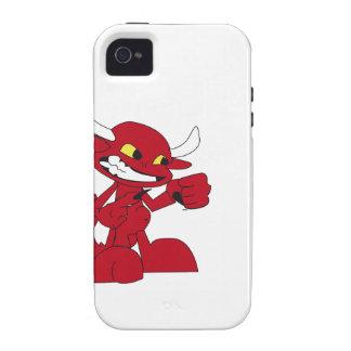 Drevil Little Devil Coques iPhone 4/4S