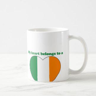 Drew Coffee Mug