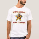 DREW MIDDLE DANCE COMPANY LOGO T-Shirt
