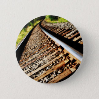 Drew Sullivan -  Railroad Tracks Button