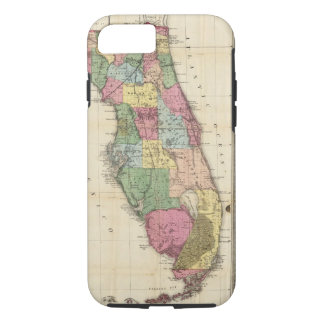 Drew's New Map Of The State Of Florida iPhone 8/7 Case