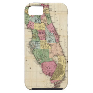 Drew's New Map Of The State Of Florida iPhone SE/5/5s Case