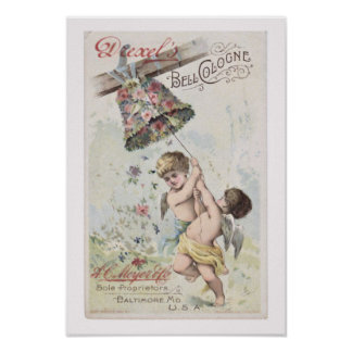Drexells Bell Cologne Poster