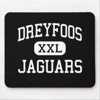 Dreyfoos - Jaguars - Junior - West Palm Beach Mouse Pad
