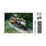 DRG&W Steamer Postage Stamps