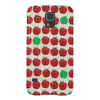 DRGA DELICIOUS RED GREEN APPLES FRUITS HEALTHY REA SAMSUNG GALAXY NEXUS CASES
