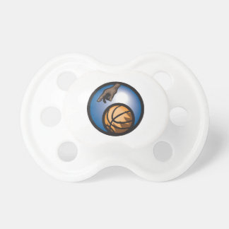 Dribble 5 baby pacifier