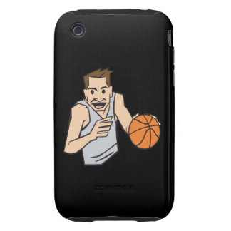 Dribble iPhone 3 Tough Cover