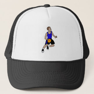 Dribble the Ball Trucker Hat