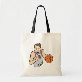 Dribble Tote Bag