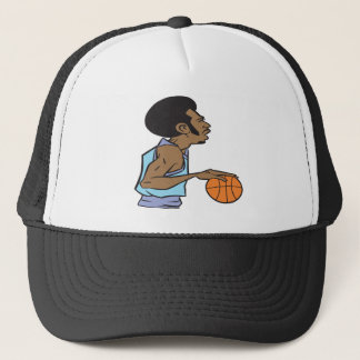 Dribble Trucker Hat