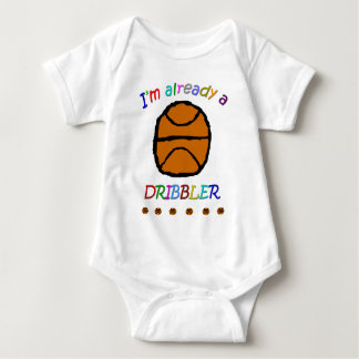 DRIBBLER BABY BODYSUIT