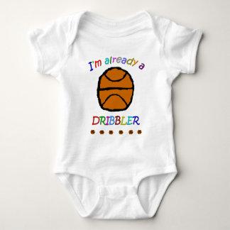 DRIBBLER INFANT CREEPER