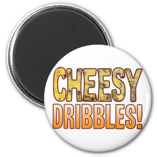 Dribbles Blue Cheesy Magnet
