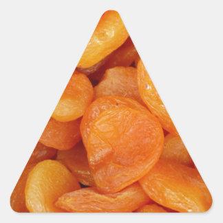 dried-apricots-357879  dried apricots apricots dri triangle sticker