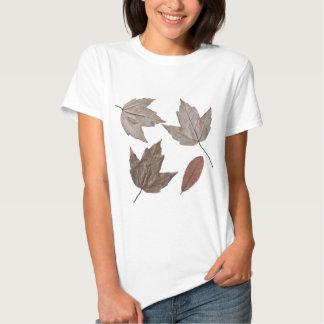 Dried Autumn Leaves T Shirt