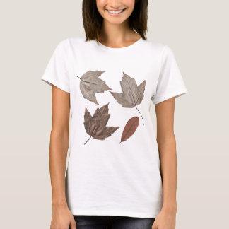 Dried Autumn Leaves T-Shirt