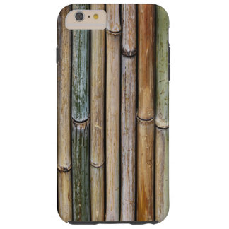 Dried Bamboo Tough iPhone 6 Plus Case